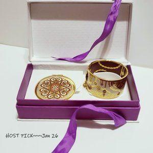 Bracelet/Compact Gift Set